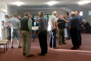 The Mataura Christian Church hosted a worship service and supper for all farmers who attended the Southern Field Days. Farm families drove over an hour away to attend the first FCFI NZ meeting. Cultivation of new friendship is a precious commodity in agriculture today. Pray that many such meetings can begin to happen all over New Zealand in the coming years.